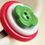 ideas para sortijas y anillos con botones
